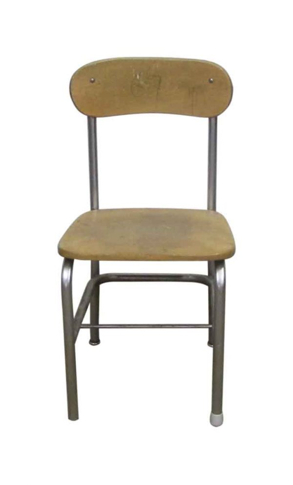 Single School Chair