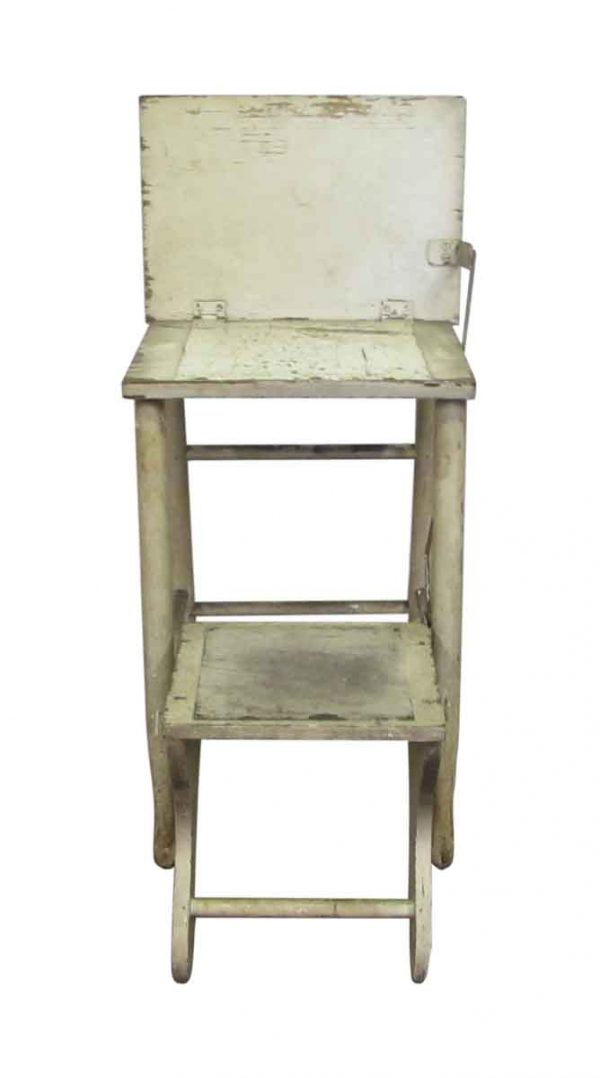Wood High Chairs Stool