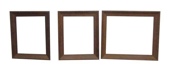 Vintage Wooden Frames Set