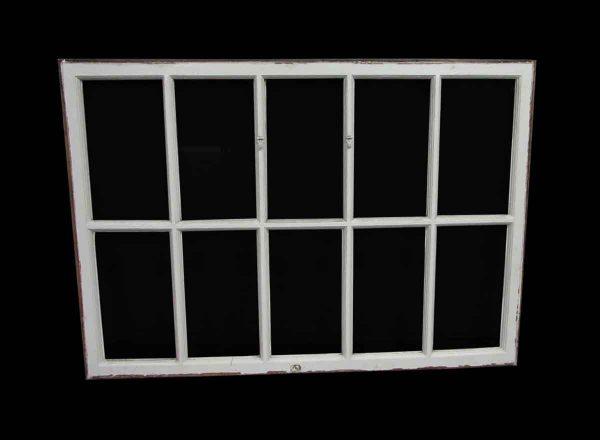 Ten Pane Transom or Window