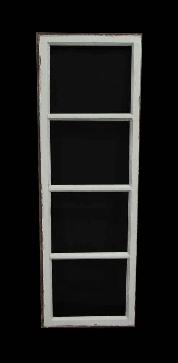 Four Pane Wooden Window