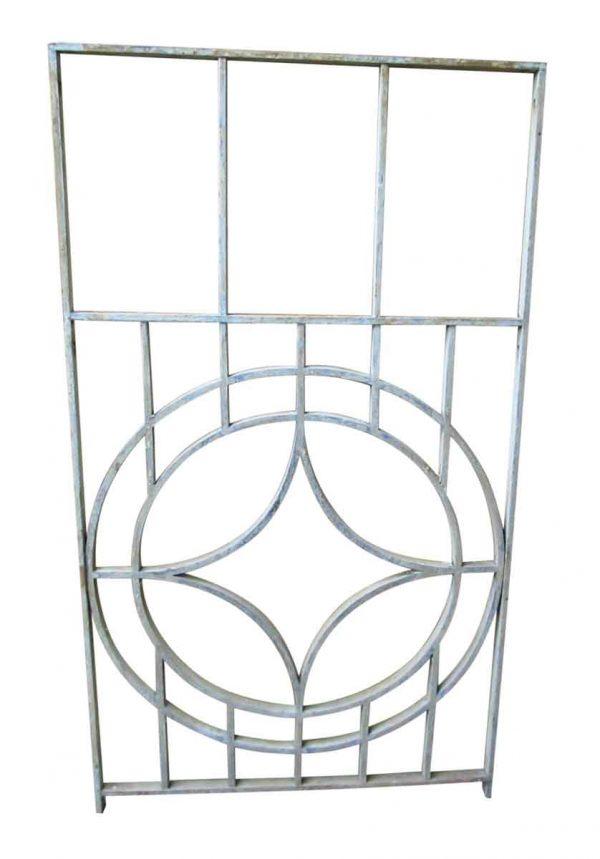 Wrought Iron Modern Gate