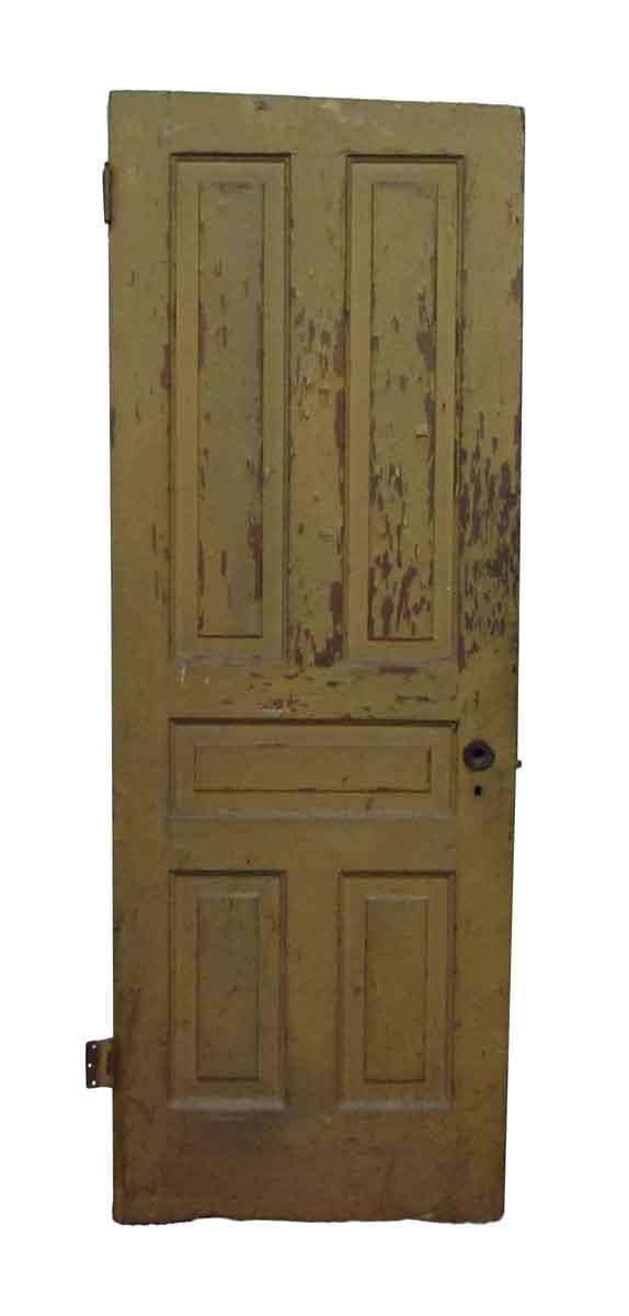 Single Five Panel Tall Door