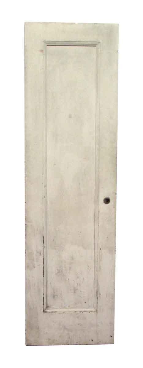 Paneled Metal Door