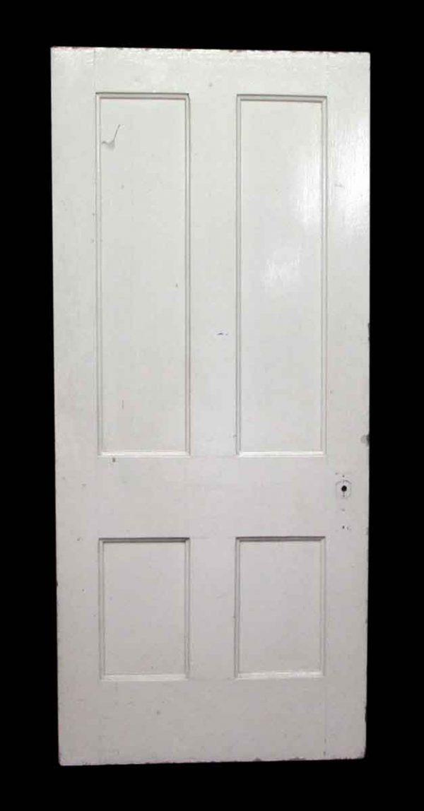 4 Vertical Panel Door