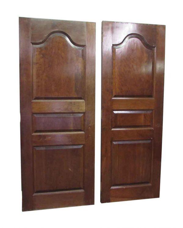 Three Arched Panel Door