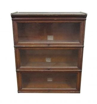 The Interchangeable Barrister Bookcase