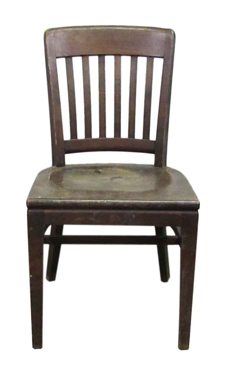 W h gunlocke chair wooden chair olde good things for H furniture ww chair