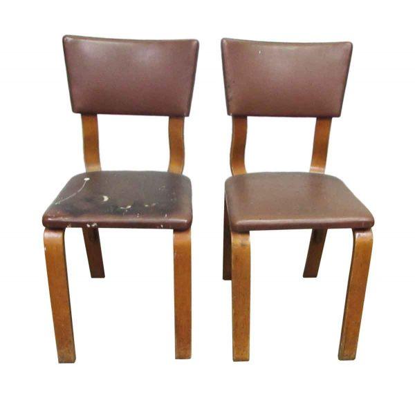 Brown Thonet Chair