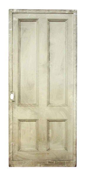 Single White Pocket Door