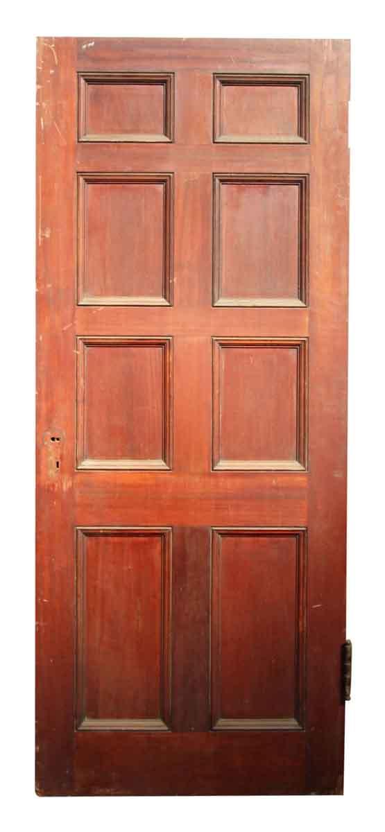 Single Eight Panel Door