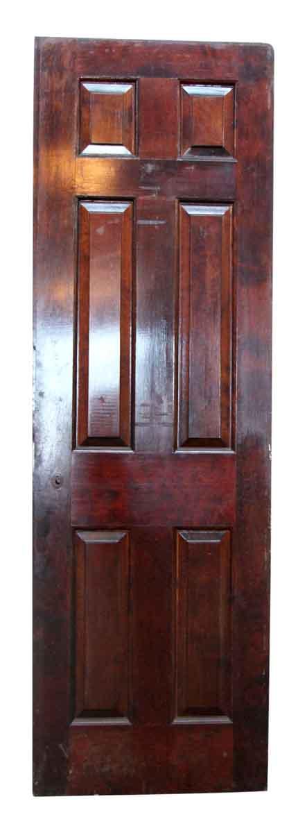 Single Olde Wooden Door