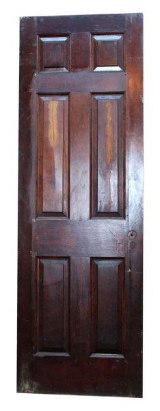 Six Paneled Olde Door
