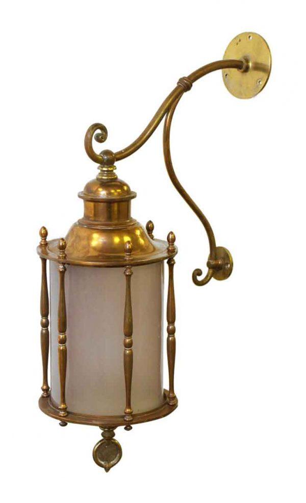 Oversized Bronze Sconce