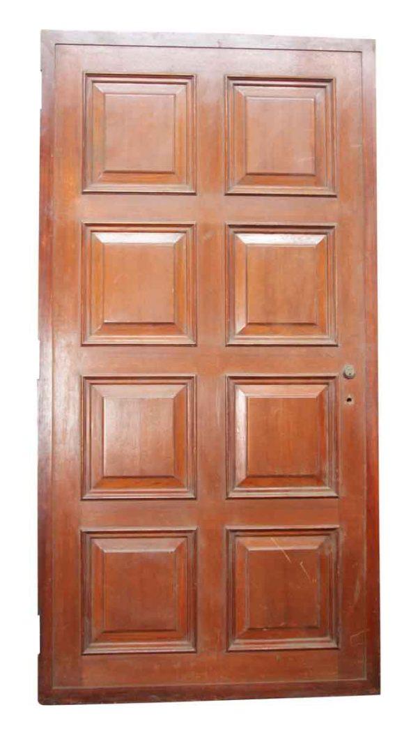 Raised Panels Door