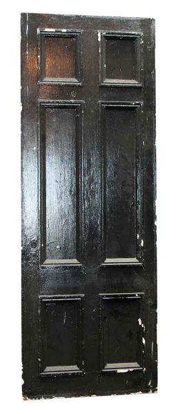 Black & White Door