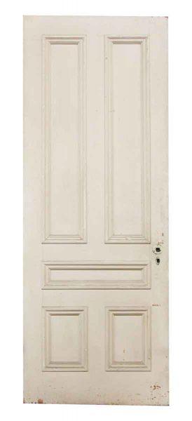Solid Wood White Door