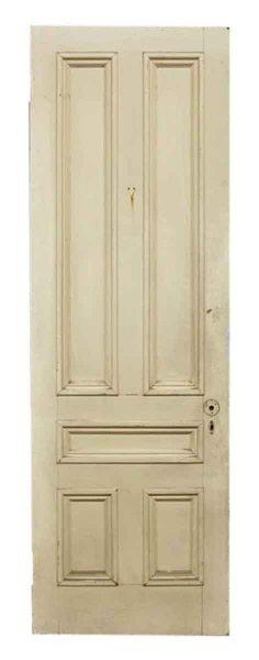 Light Yellow Single Door