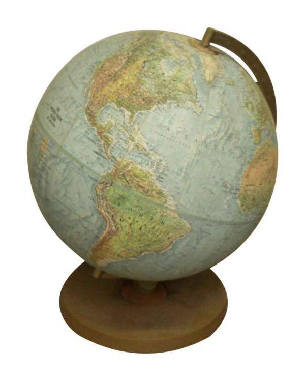 the World Book Desktop Globe