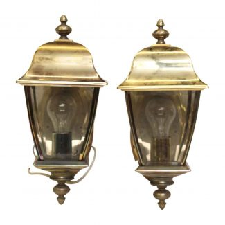 Exterior Hooded Sconces  sc 1 st  Olde Good Things & Vintage Exterior Lighting | Olde Good Things azcodes.com