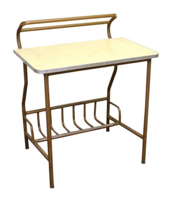 Desk from an Art School