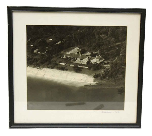 Vintage Matted Photo