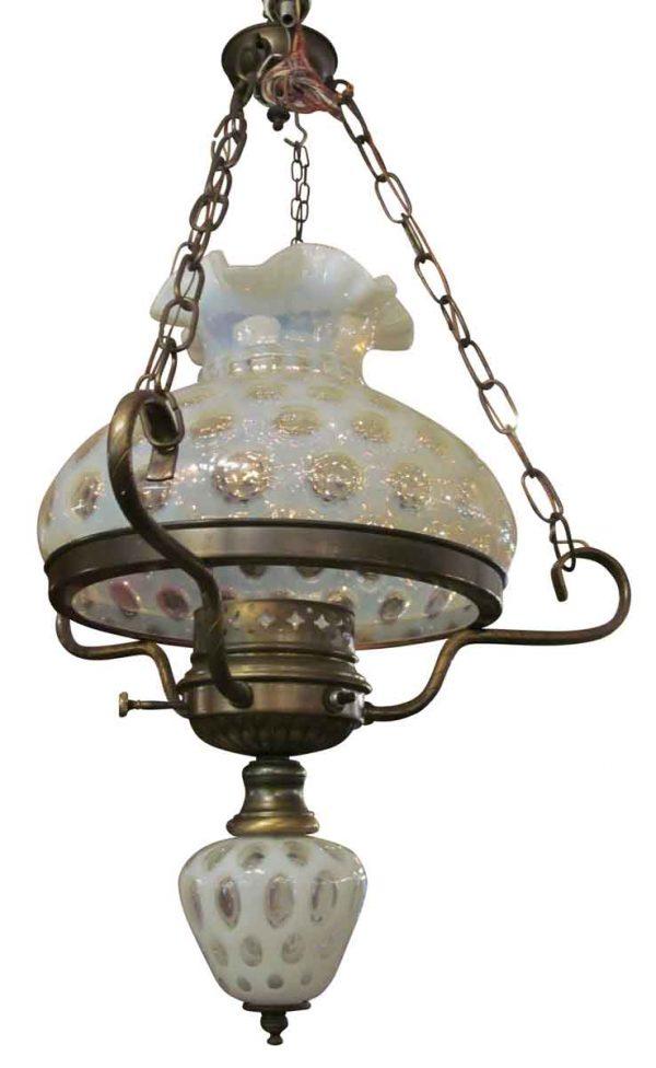 Electric Replica Glass Oil Light