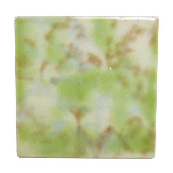 Mint Green Pretty Square Tile Set