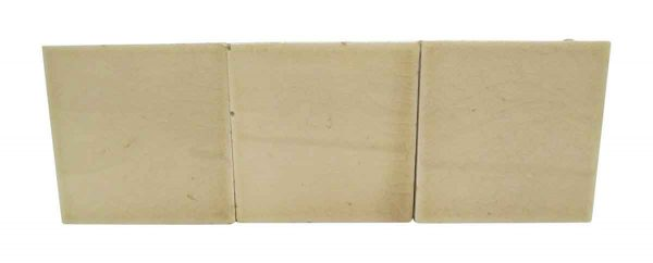 Tan Crackled Square Tile