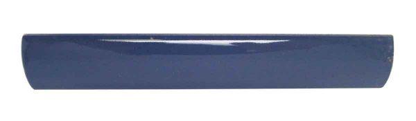 Royal Blue Curved Cap Tile