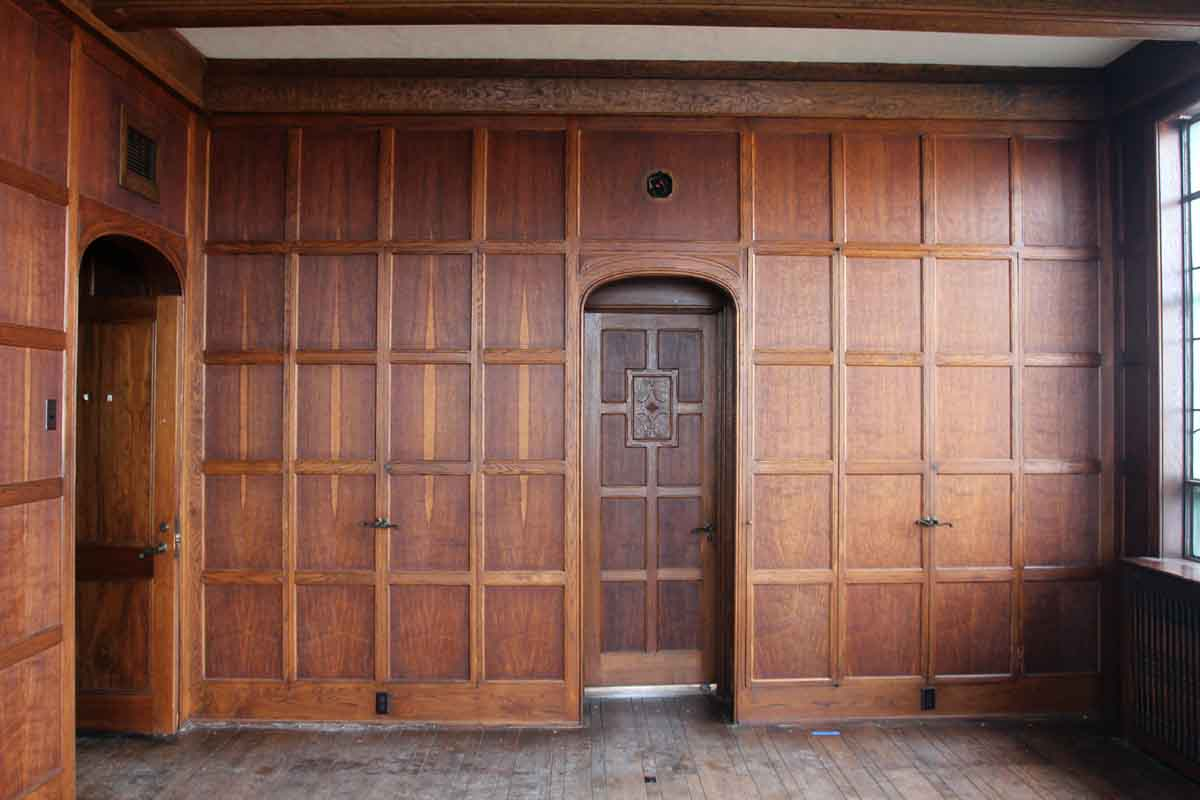 Arts Amp Crafts Solid Oak Paneled Room Olde Good Things