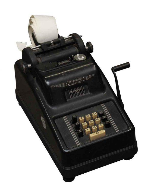 Underwood Sundstrand Calculating Machine