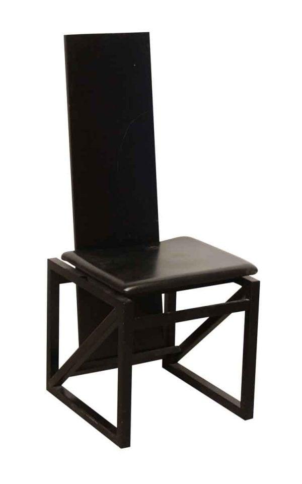 Set of Six Black Baynton Style Chairs