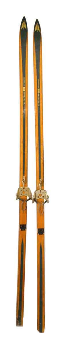 Rottefella Vintage Skis