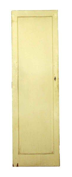 Single One Panel Door