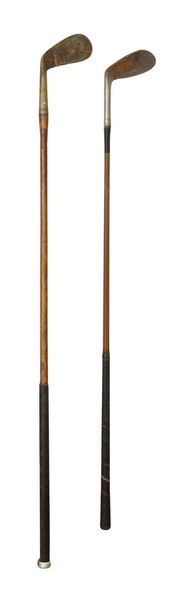 Pair of Vintage Golf Clubs