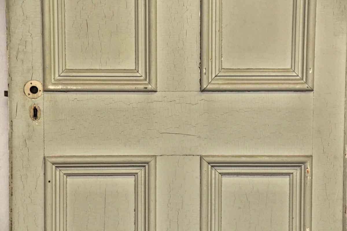 4 panel exterior door