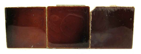 Brown Square Small Tiles