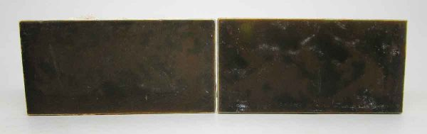Brown Textured Tile Set