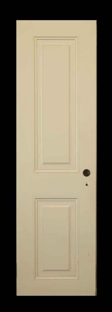 Two Panel Pantry or Closet Door