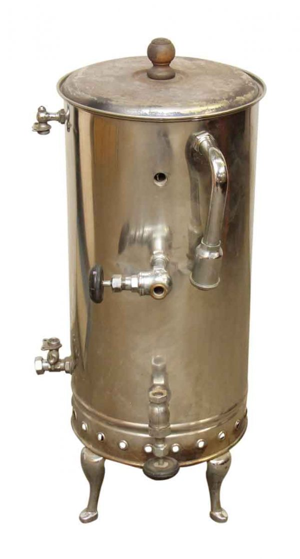 Antique Coffee Pot with Cabriole Legs