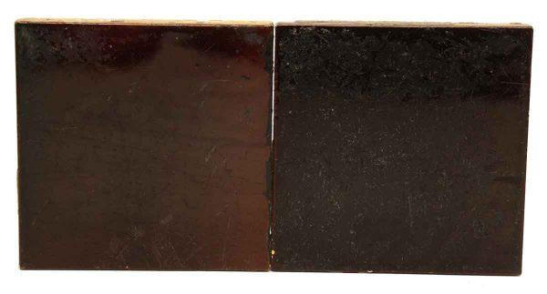 Deep Brown Tile Set