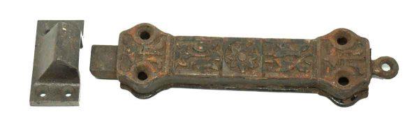 Victorian Door Lock & Latch