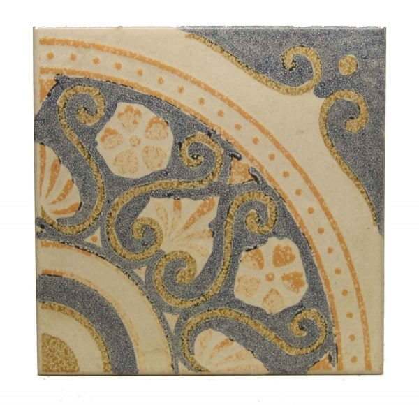 Single Decorative Tile