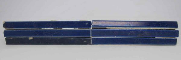 Set of Royal Blue Liner Tiles