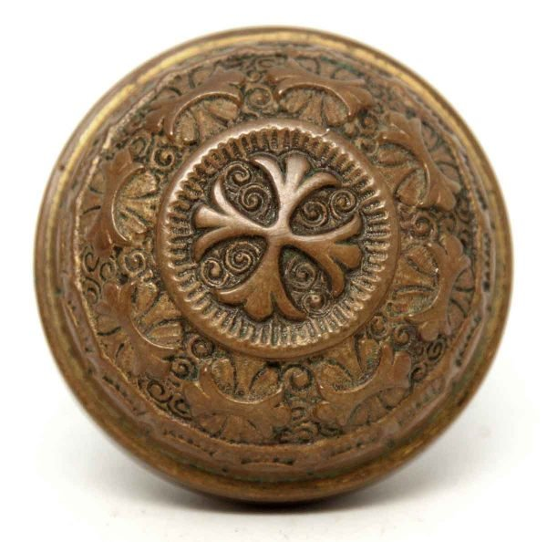 Ornate Nashua Single Knob