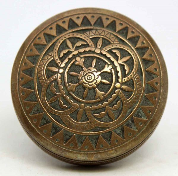 Mallory Wheeler Bronze Knob