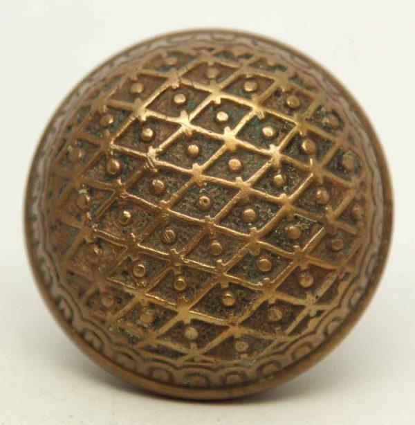 Collectors Kenton Brass Single Knob