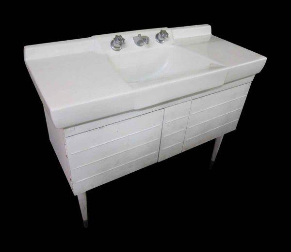 Salvaged American Standard Sink
