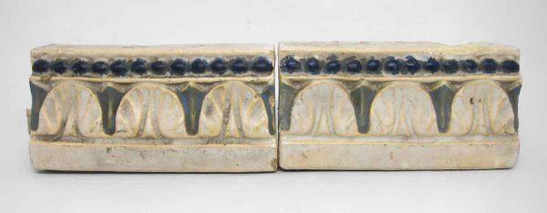 Set of 11 Decorative Tiles